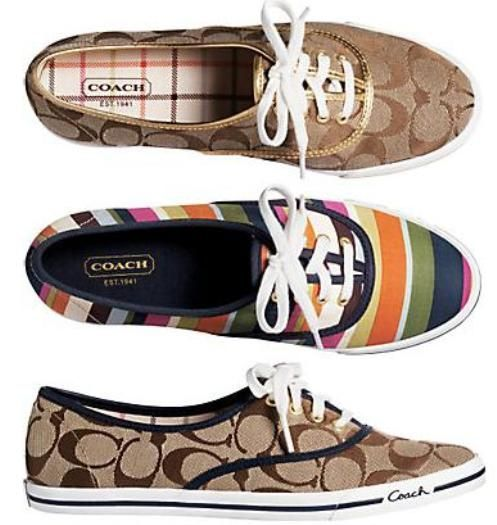 All Coach Shoes | Coach Sneakers….. | Highsnobette.com