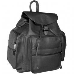 Andino Leather Organizer Backpack by Dilana™ #travel #leather #backpack