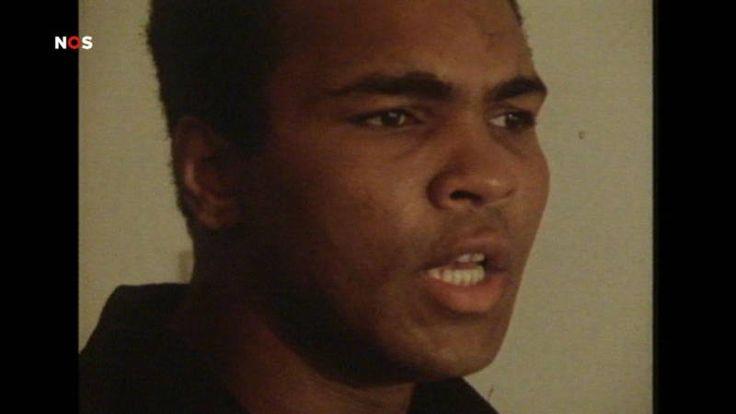De betekenis van Muhammad Ali gaat veel verder dan de boksring. Hij werd het symbool van de burgerrechtenbeweging in de Verenigde Staten.