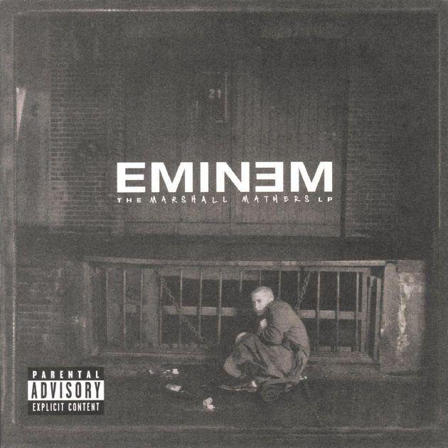 The Marshall Mathers LP by Eminem on Apple Music