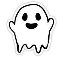 £1.38 Lil Ghosty Sticker