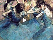 Edgard Degas, pittura a passi di danza. Qui il bellissimo video