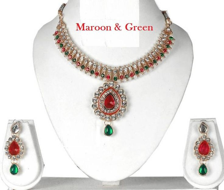New Design Of Necklaces Only On www.trendyug.in Starting Price Rs. 299* Complete Collection Available At:- http://trendyug.in/collection/artificial-jewellery