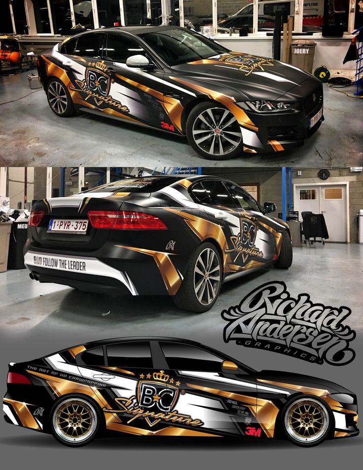 Wrap designed by Richard Andersen Graphics
