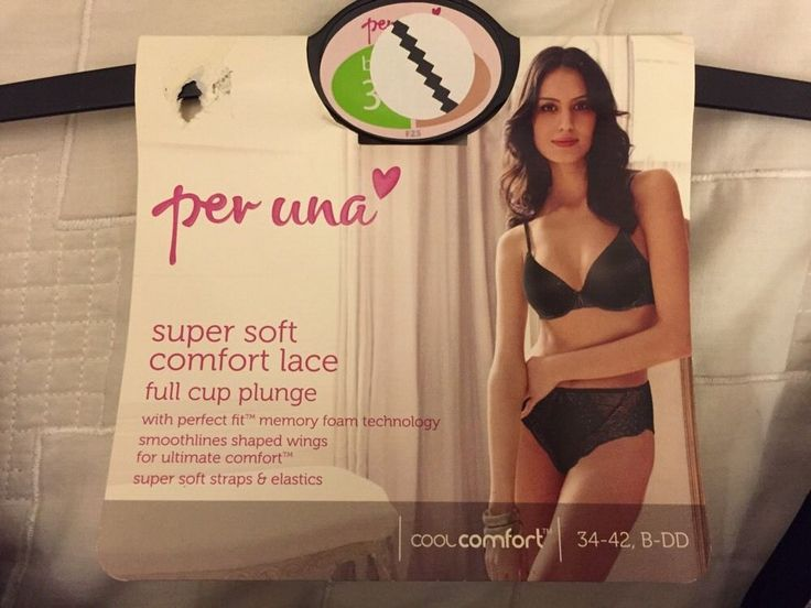 M&S PER UNA Full Cup PLUNGE Bra UK36DD Perfect Fit Comfort Lace BNWT £22.50