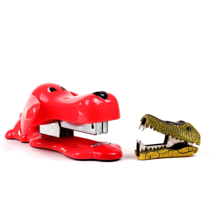 Red Dog Stapler & Croc Remover by Cosa Nova