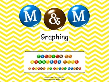 FREE M and M Graphing Activities