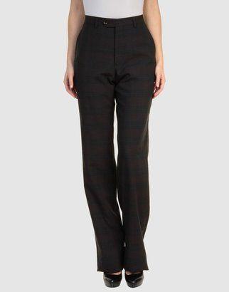 ARMANI COLLEZIONI Dress pants - Shop for women's Pants - Steel grey Pants