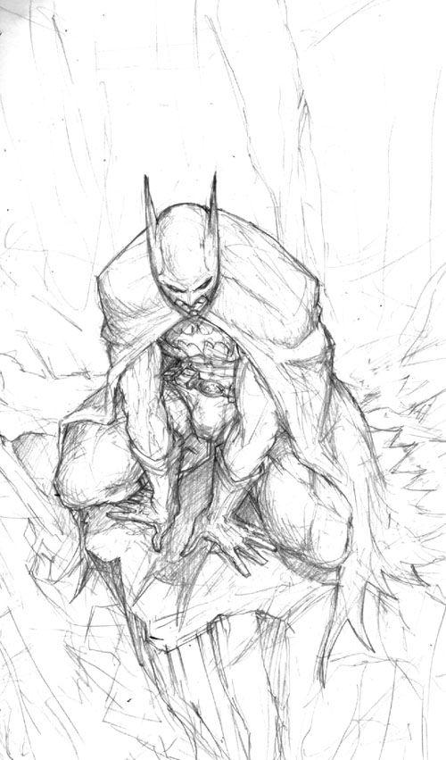Batman fanart by ~scorn-maniac on deviantART