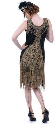 Plus Size Flapper Dresses and Costumes | Unique Vintage | Unique Vintage
