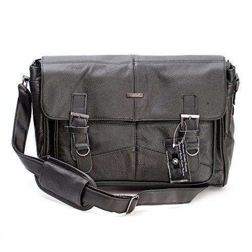 Men's Soft Leather Satchel / Shoulder Messenger Bag with Adjustable Shoulder Strap &Wallet, http://www.amazon.co.uk/dp/B00JS7E7EQ/ref=cm_sw_r_pi_awdl_KNZLvb05KPV7W