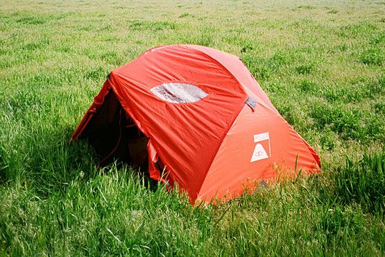 Poler 2+ man camping tent