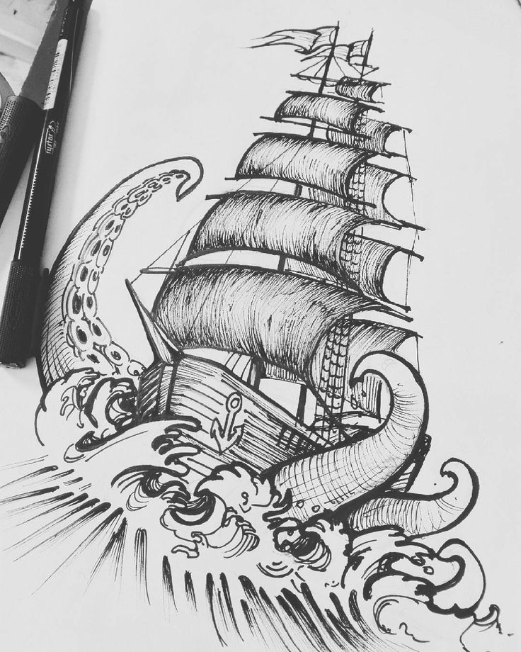 Statek, kolejny... #shiptattoo #ship #octopus #desing #art #instapic #instagallery #iblackwork #blackwork #ink #inkwell #tattoos #tattoodesign #like4like #gdansk #trojmiasto #blackworkerssubmission #waves #morning #tattoo