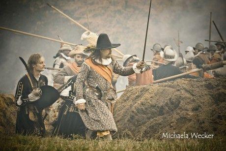 MICHAELA WECKER Photography - Fotoalbum - Vojenská historie - Třicetiletá válka - Slag om Grolle 2012 - SoG_2012_007