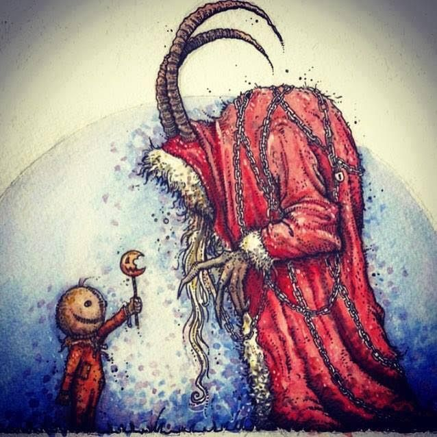 Sam & Krampus
