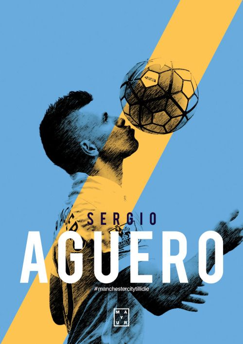 Sergio Aguero Poster Design for more design visit my fb page https://www.facebook.com/Mayur-Kariyas-Football-Designs-217005105171576/?ref=bookmarks