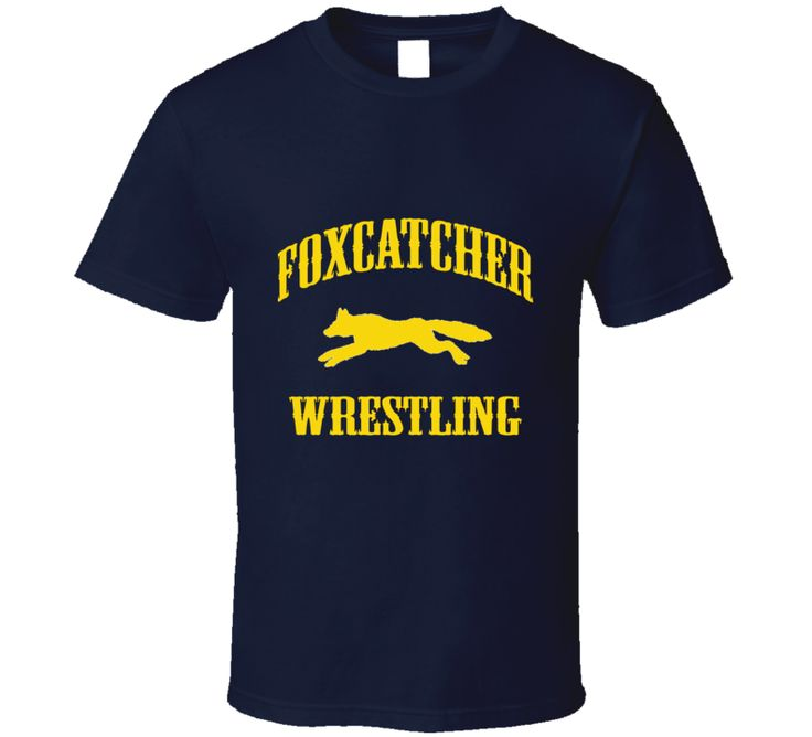 Foxcatcher Wrestling Inspired T Shirt