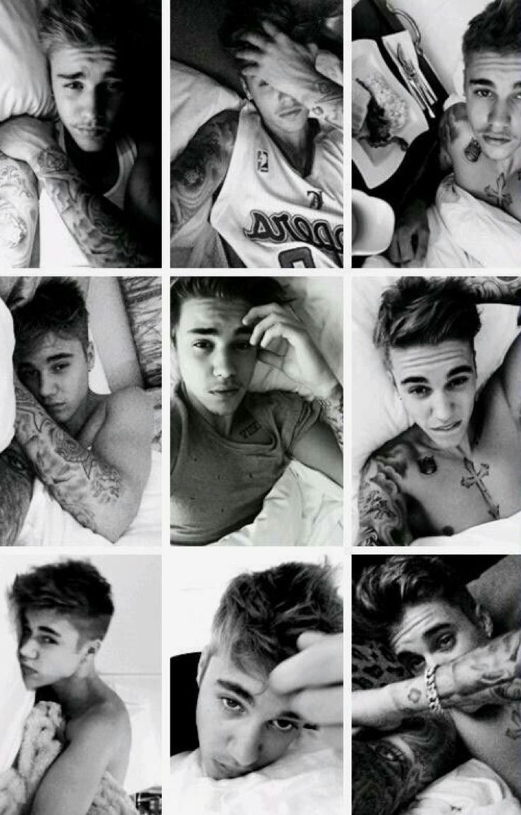Ugh his bed selfies