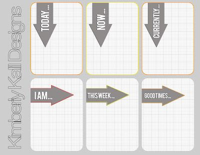 Free printable, perfect for Project Life or any memory keeping endeavors.