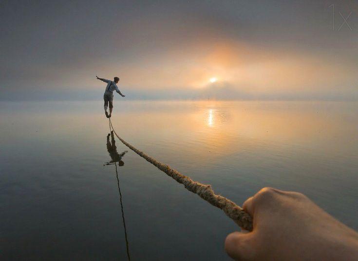 Αποτέλεσμα εικόνας για ισορροπια σε σχοινι