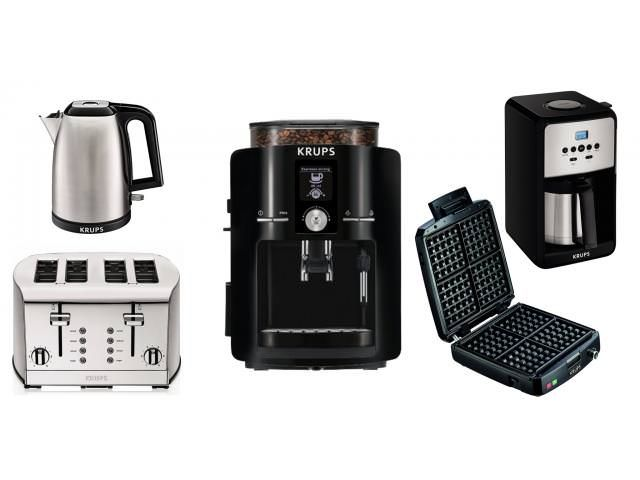 Get A Free Krups Coffee Maker, Electric Grill Or Kettle! - https://freebiefresh.com/get-a-free-krups-coffee-maker-electric-grill-or-kettle/