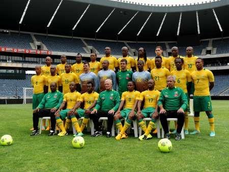 Bafana Bafana squad | Cosafa Cup 2013