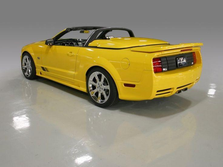 Saleen Mustangs 70   Pinterest