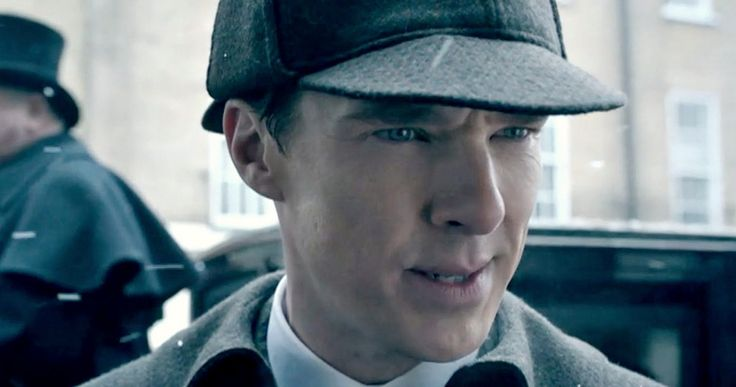 'Sherlock' Christmas Special Trailer Sends Holmes Back in Time -- The 'Sherlock' Christmas Special, set in Victorian Era London, will debut in select theaters around the country in December. -- http://movieweb.com/sherlock-christmas-special-trailer-2015/