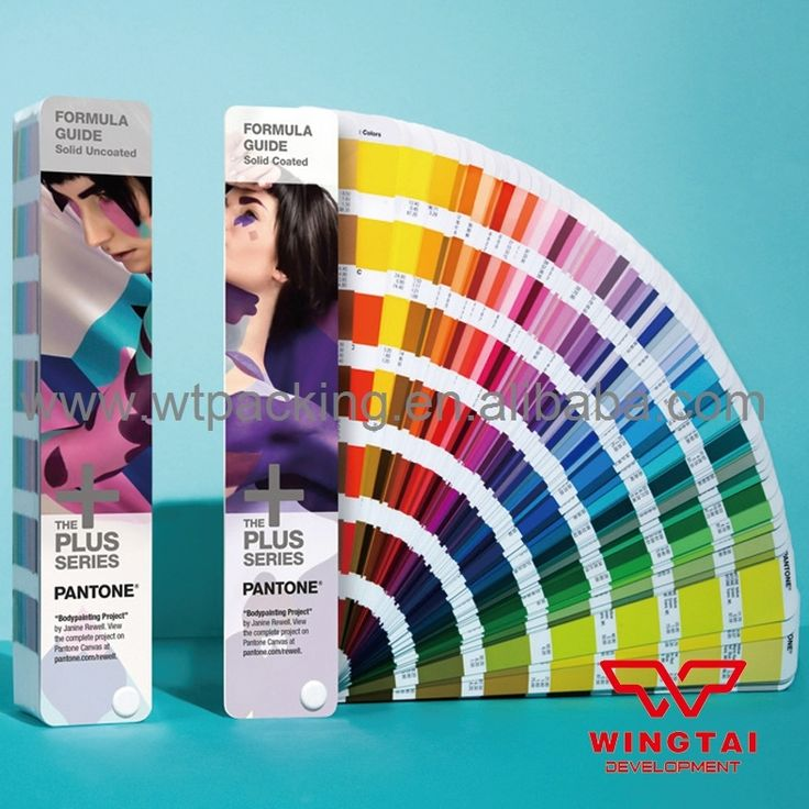 182.00$  Watch now - http://alibvg.worldwells.pw/go.php?t=479452799 - Pantone Color Guide Solid Coated & Uncoated For Printing Industry GP1601N