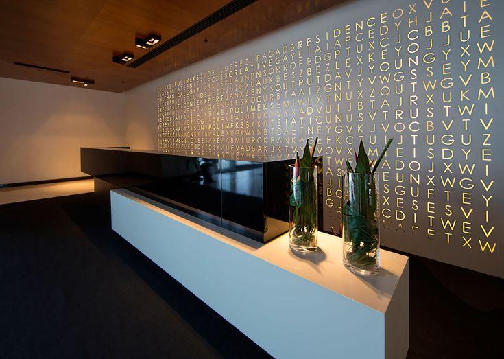 POLIMEKS'S ASHGABAT ADMINISTRATIVE BUILDING-mimari studio