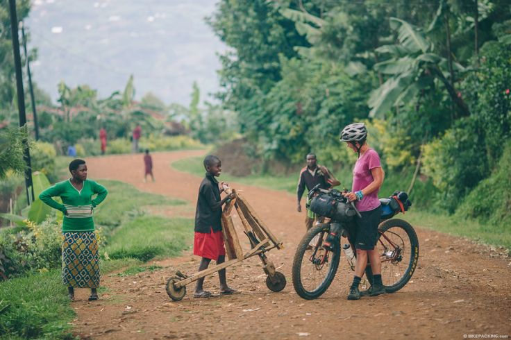 The Congo Nile Trail - BIKEPACKING.com