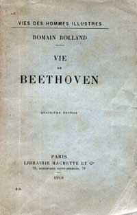 Beethoven - Romain Rolland
