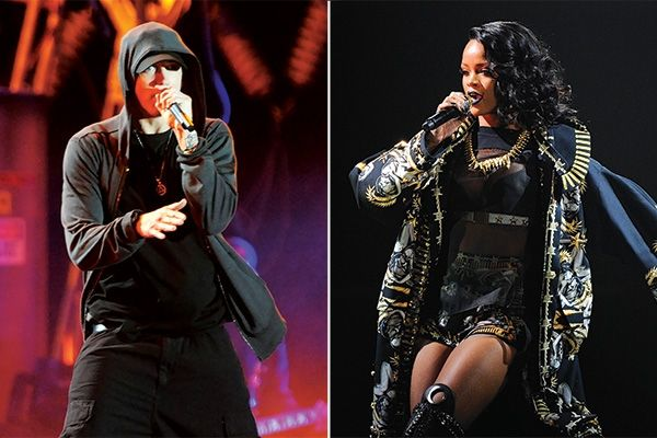 Eminem and Rihanna Join Forces for 'Monster Tour' | Music News | Rolling Stone