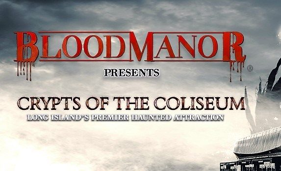 BLOOD MANOR, NYC'S PREMIER HAUNTED HOUSE ATTRACTION CONTINUES THE TRADITION OF TERROR IN 2017