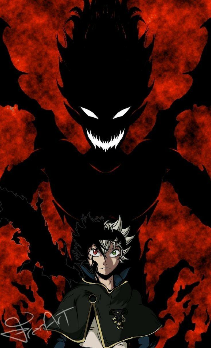 Click For Anime Memes Black Clover Blackclover Animelove Animewallpaper Animelover Black Clover Anime Black Clover Manga Dark Anime