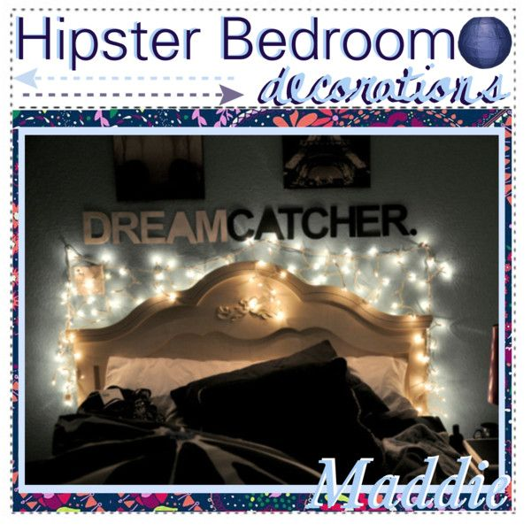 """""""Indie/Hipster Bedroom Ideas (Requested)"""" by for-the-love-of-tips on Polyvore"""