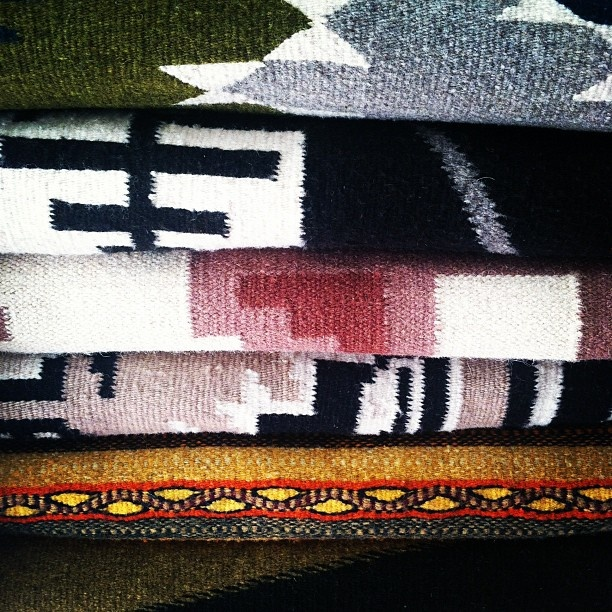 Native American Rugs In Santa Fe: 20 Best Zapotec Rugs Images On Pinterest