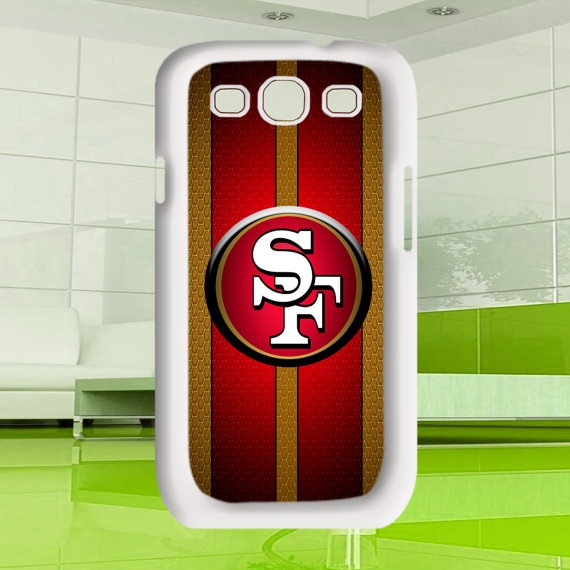 samsung galaxy s3 San Francisco 49ers logo Samsung by MuliasCraft, $16.00