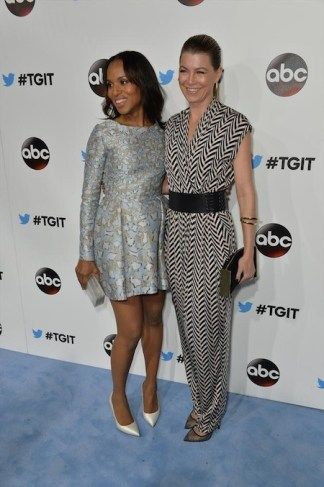 KERRY WASHINGTON, ELLEN POMPEO  #TGIT! That's what Shondaland Fans are saying in Celebration of ABC's Thursday Night Lineup with Grey's Anatomy, Scandal and How to Get Away With Murder  http://www.redcarpetreporttv.com/2014/09/22/tgit-thats-what-shondaland-fans-are-saying-in-celebration-of-abcs-thursday-night-lineup-with-greys-anatomy-scandal-and-how-to-get-away-with-murder/