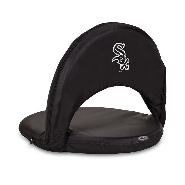 Oniva Stadium Seat Cushion with reclining backrest- Chicago White Sox