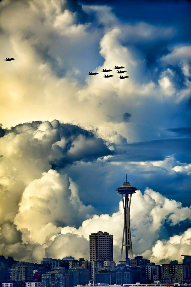Best Seattle Wa Images On Pinterest Earth Emerald City - Flying to seattle washington