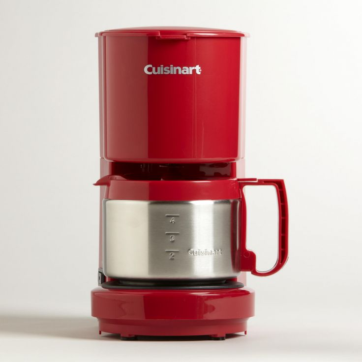 Cuisinart® 4-Cup Coffee Maker