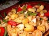 Receita Cozinha Chinesa - Porco com Caju de Nárwen's Cuisine
