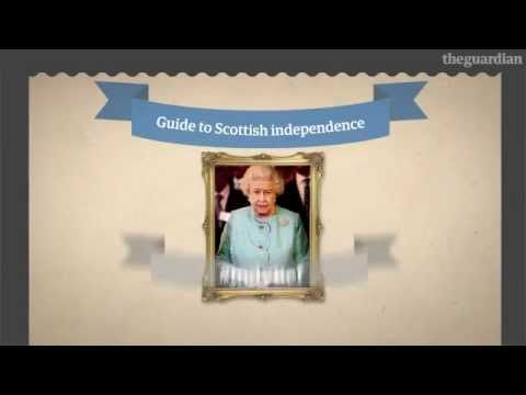 The Guardian: Scottish Referendum Explained for Non-Brits