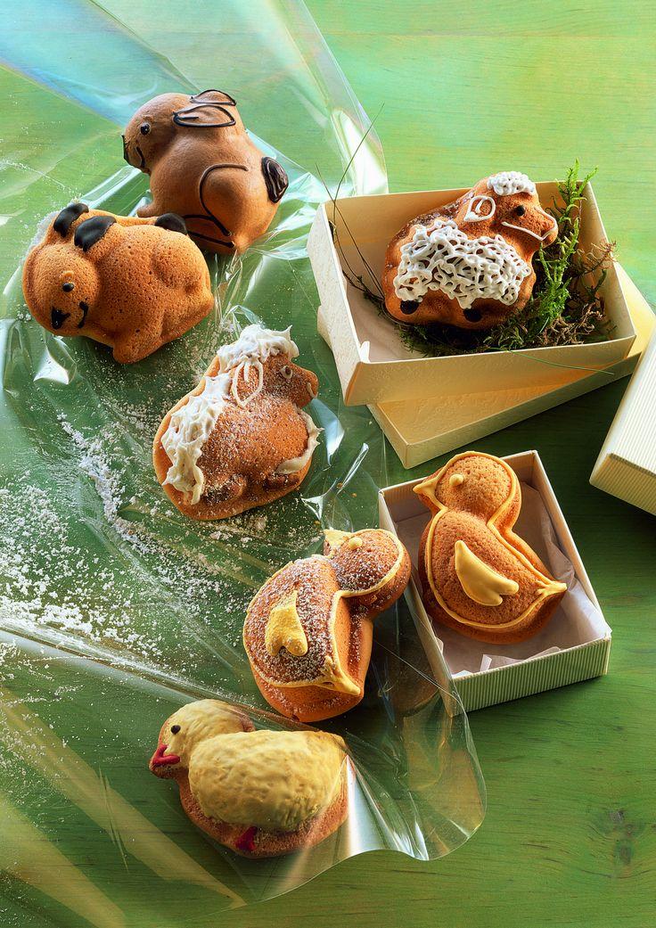 #Forma do pieczenia - #Zwierzątka -  #decosalon #design #dizajn #kaiser #baking #wielkanoc #easter #kitchenaccessories #kitchen #accessories #form #kuchnia #akcesoria #wiosna #spring #animals www.decosalon.pl