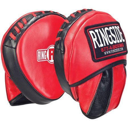 Ringside Mini Boxing Punch Mitts Red Ringside Boxing Boxing