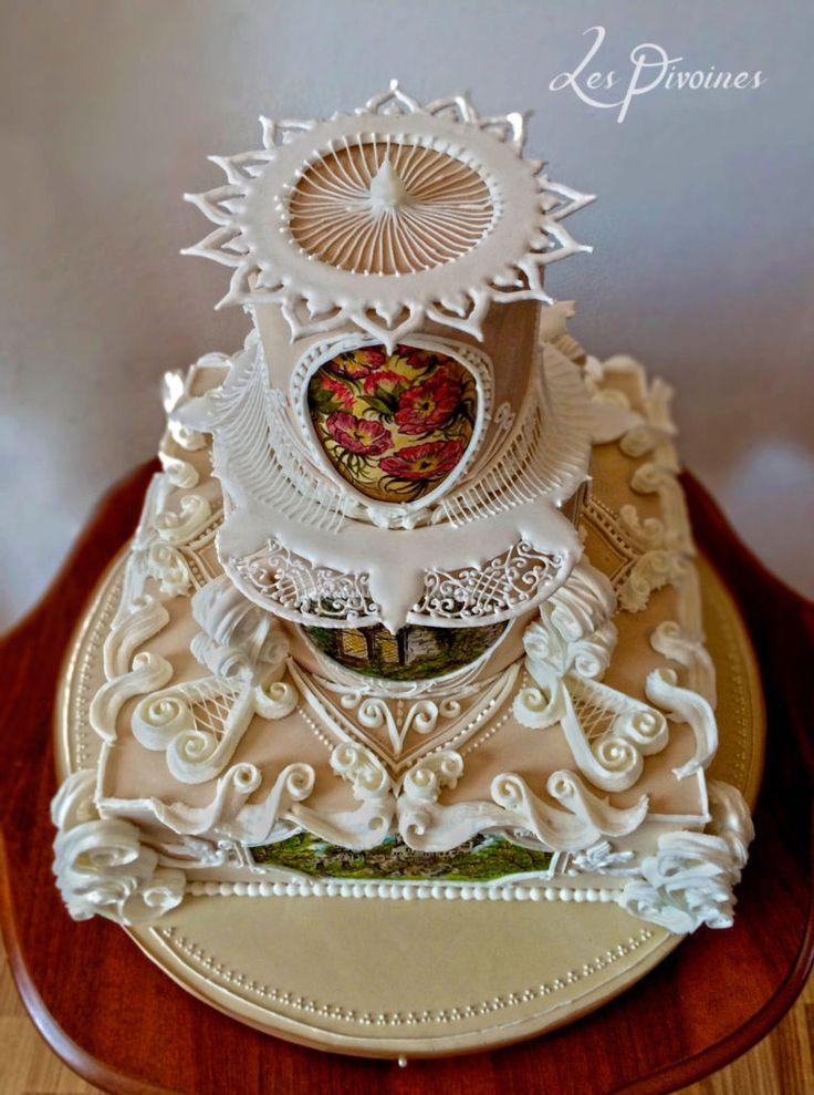 torturi de nunta baroc idei