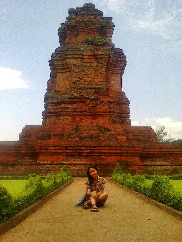 Brahu temple @Mojokerto east java