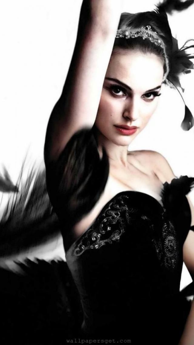 Natalie Portman.. Oscar winner for Black Swan