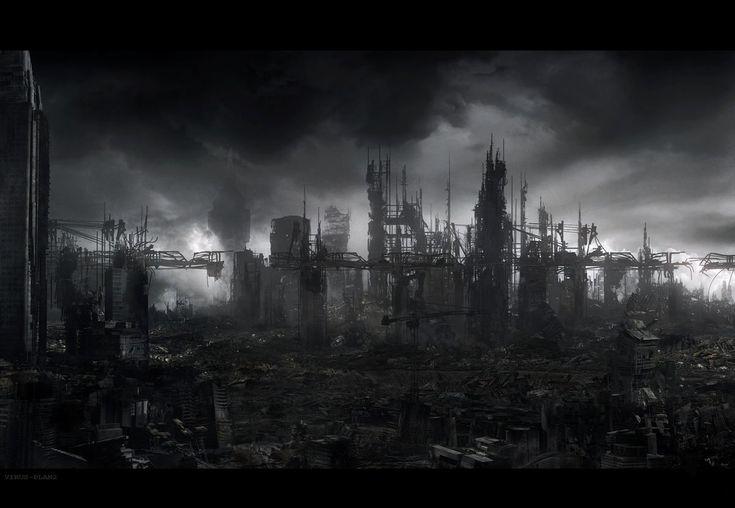Post Apocalyptic City